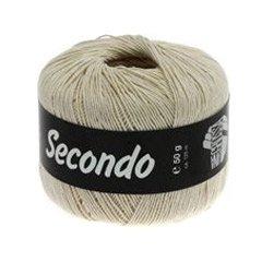 Cotton, Silk - Mix Yarn Secondo from Lana Grossa