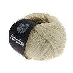 Lana Grossa paradiso 50g couleur 015 homard laine