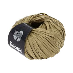 Cotton Yarn Dacapo from Lana Grossa