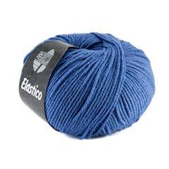 Cotton Yarn Elastico from Lana Grossa