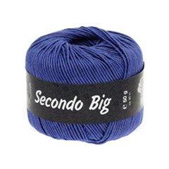 Cotton, Silk - Mix Yarn Yarn Secondo Big from Lana Grossa