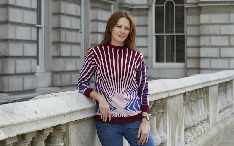 Knock-out knitwear without a stitch of work