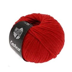 Cashmere Yarn for Knitting and Crochet: Cashcot by Lana Grossa
