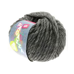 Wool Yarn for Knitting and Crochet: Lei by Lana Grossa
