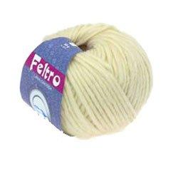 Wool Yarn for Knitting and Crochet: Feltro by Lana Grossa