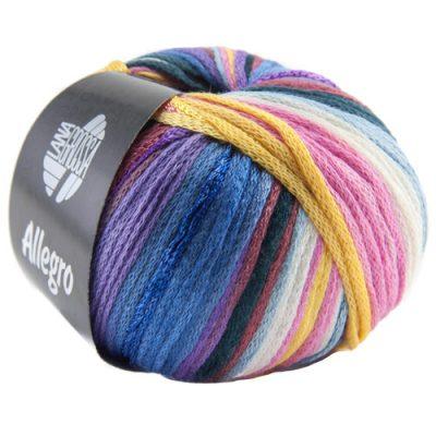 Yarn for knitting and crochet - Lana Grossa Allegro colour 006